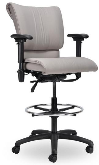 Standing Desk Seating - Raised Seating Gallery